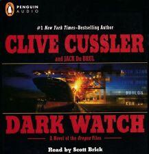 Clive CUSSLER / DARK WATCH    [ Audiobook ]