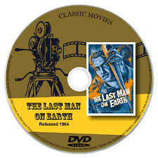 The Last Man on Earth 1964 - Vincent Price, Franca Bettoia - Horror, Sci-Fi DVD