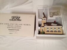 Dept 56 Heritage New England Village, 1990 Sleepy Hollow Church, Lighted
