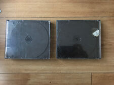Official Playstation Double Disk PS1 PSOne Twin Jewel Replacement Cases