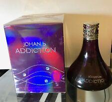 ADDICTION by Johan B for Women 3 oz  Eau de Parfum Spray  SEALED RARE