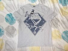 T Shirt Star Wars X-Wing Fighter & Tie Fighters Grey Adult Large