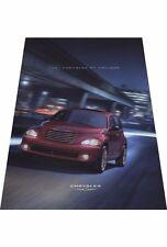 2009 Chrysler PT Cruiser 16-page Original Car Sales Brochure  - Dream LX Touring