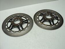 Honda CB650 CB 650 SC Nighthawk #5010 Dual Brake Rotors / Discs