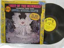 Best of The Mummers,Annual Music Salute,2x Vinyls,Sure Music company