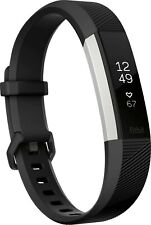 Fitbit ALTA HR Heart Rate Fitness Wristband Black Large FB408 - BRAND NEW SEALED