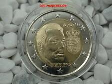 *** 2 Euro Gedenkmünze LUXEMBURG 2010 Wappen Großherzog Henri Münze Coin KMS ***