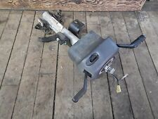 Jeep Cherokee XJ 97-01 Non-Tilt Steering Column Complete With Key  FREE SHIPPING