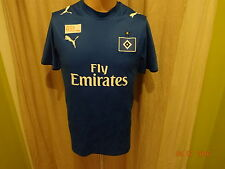 "Hamburger SV Original Puma Auswärts Trikot 2006/07 ""Fly Emirates"" Gr.S"