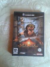 jeu gamecube Sphinx et la malédiction de la momie en bon état