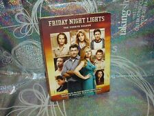 FRIDAY NIGHT LIGHTS : THE FOURTH SEASON (3 DISC BOX SET) (DVD/CD) (NTSC R1)