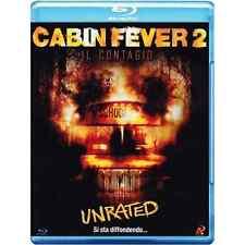 Blu-Ray Cabin Fever 2 - El Contagion