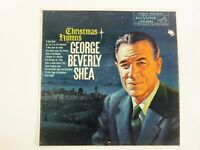 Christmas Hymns by George Beverly Shea 1959 Vinyl Record LP Album