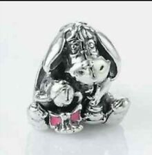 Pandora Disney Eeyore Charm S925 Ale Argento Sterling