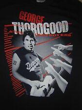 Vintage Concert T-SHIRT GEORGE THOROGOOD  88 NEVER WORN NEVER WASHED
