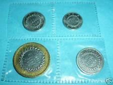 4 PIECE(coin,stück,pieza,stuk)KHMERE RARE car plus de pièce au CAMBODGE/Cambodia