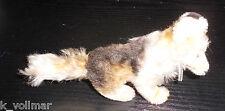 Âge steiff Colley animal en peluche chien jouets objets de collection