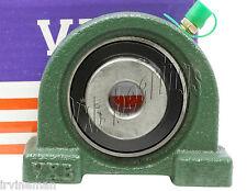 UCPAS202-15mm Pillow Block Tapped Base 15mm Bore Set Screw Bearings Rolling