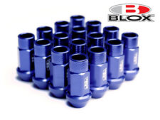 BLOX LUG NUTS NUT Honda Acura Mazda Toyota Scion Mitsubishi /BLUE /12X1.5 /QTY16