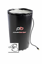 POWERBLANKET BH30-PRO 30 GAL DRUM HEATER WITH THERMOSTAT SPRAY FOAM  RIG TOOL