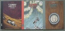 SAMMY THE MOUSE #1-3 SET..ZAK SALLY..FANTAGRAPHICS/COCONINO 2007 1ST PRINT..VFN+