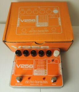Electro Harmonix V256 Vocoder Vocal Effects Pedal Free USA Shipping