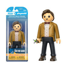 Funko Playmobil Collectible Figure - Doctor Who - ELEVENTH DOCTOR (11th) - New