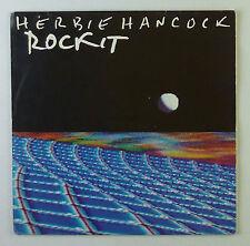 """7"""" single-Herbie Hancock-Rockit-s860-Slavati & cleaned"""