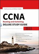CCNA Routing & Switching Deluxe Study Guide 2014 Exams 100-101, 200-101, 200-120