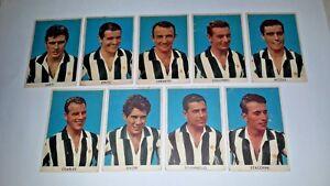 1959-60 SIDAM Juventus Il Calcio Italiano Calciatori SCEGLI * figurina cartonata