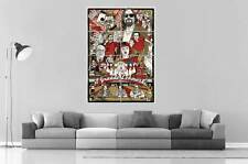 THE BIG LEBOWSKI NEW Stunning Wall Poster Grand format A0 Print Large