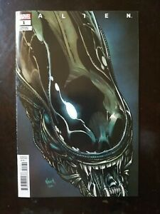 Alien 1 Todd Nauck Headshot Cover Variant SOLD OUT FIRST PRINT HOT RARE KEY
