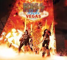 Kiss - Kiss Rocks Vegas [New DVD] With CD