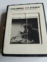 PLAY TESTED 8 Track TAPE VG++ BILLY JOEL THE STRANGER wORIG case Sounds Great