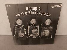 Olympic Rock & Blues Circus LP Jeton Direktschnitt Audiophil