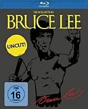 BRUCE LEE - DIE KOLLEKTION (UNCUT) 4 BLU RAY NEU