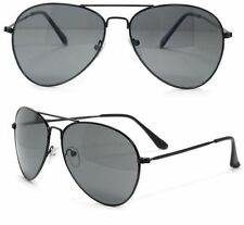 Gafas de sol de hombre negras, de 100% UV400