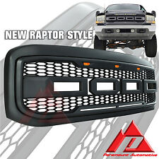 1999-2004 Ford F250/350 Paramount 41-0163 2017 Raptor Conversion Mesh Grille