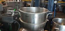 Hobart Stainless Steel 40 qt. Bowl Mixer/Bake/Bakery/Dough/P izza/Bread/