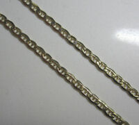 New 9ct Gold Fancy Link Chain Necklace 20 inch 4.1 grams £180 Freepost