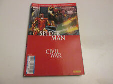 SPIDER-MAN  86 - COMICS.. 2007..  CIVIL WAR ..MARVEL PANINI....TBE
