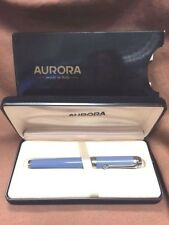Aurora Talentum Blue Rollerball Pen D71-A ~ New in Box