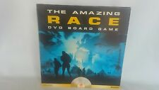 The Amazing Race DVD Board Game by Pressman 2006 Used very good
