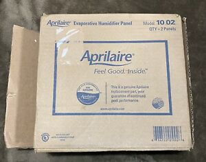 APRILAIRE 10-02 REPLACEMENT HUMIDIFER PANELS 110 220 500/A/M 550/A 558