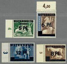ANK 664-667** Rand (4487BG)