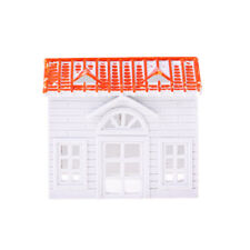 Small House Villa Models DIY Building Sand Scene Materials Kids Toys Gift