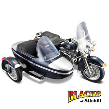 Maisto 1:18 2001 Harley Davidson FLHRC Road King Classic Motorcycle & Side Car