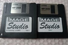 Image Studio Software für Amiga Computer getestet & funktioniert