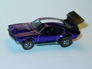 HOT WHEELS REDLINE US MIGHTY MAVERICK -Purple Spectraflame, NICE!