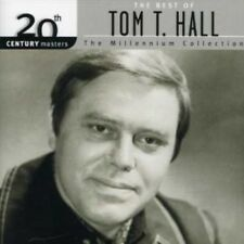 Millennium Collection-20th Century Masters - Tom T. Hall (CD Used Like New)